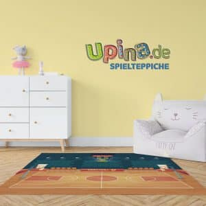 Basketball Teppich - upina.de