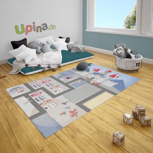 Spielteppich Ritterbug von upina.de
