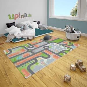 Spielteppich Stadt von upina.de