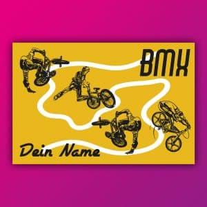 Spielteppich BMX individuell von upina.de
